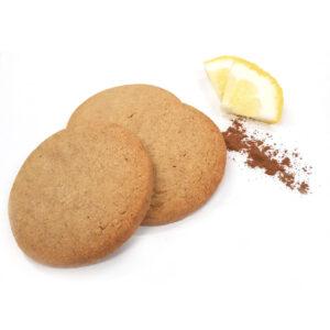 Biscotto limone e cannella